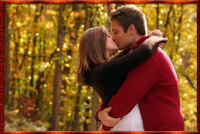 Как первый раз поцеловать парня?