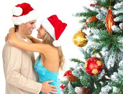 СМС любимой девушке с Новым годом