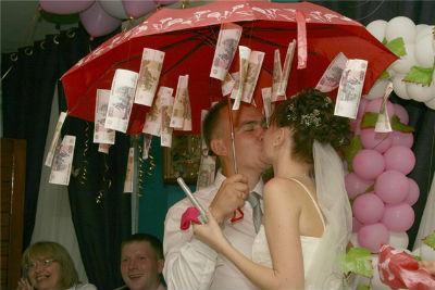 Какой сделать подарок на свадьбу?