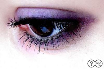 Стихи про черные глаза