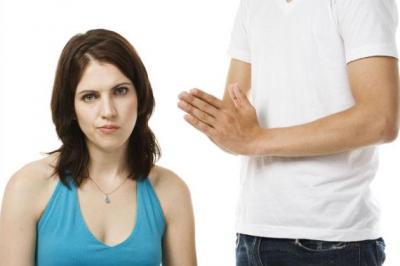 Попросить прощения у девушки СМС