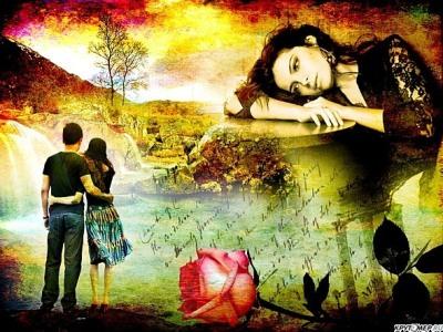 Стихи о расставании с любимым человеком